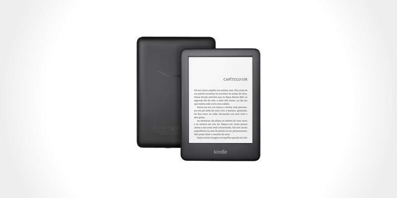 1° - Kindle 10ª Geração
