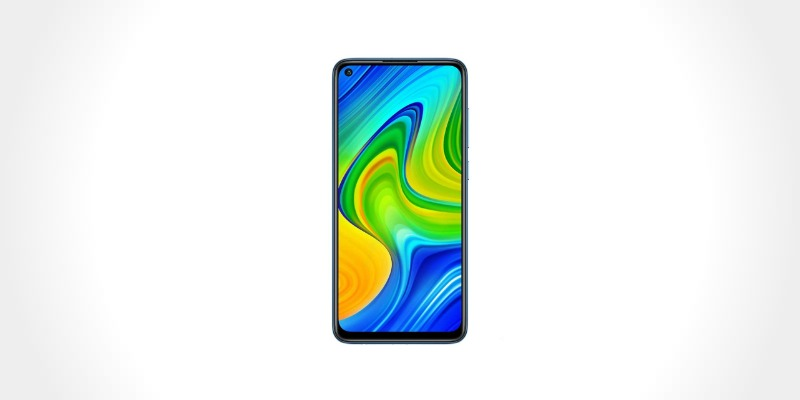 1° - Xiaomi Redmi Note 9