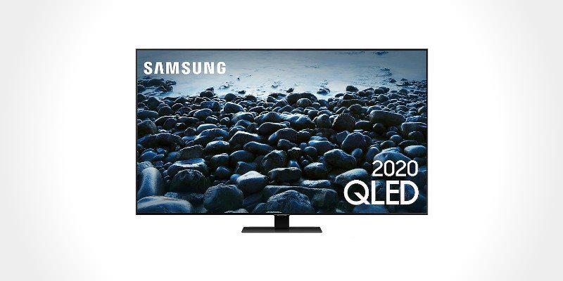2° - Samsung 55Q80T