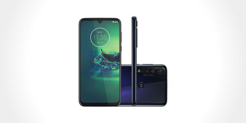3° - Motorola Moto G8 Plus