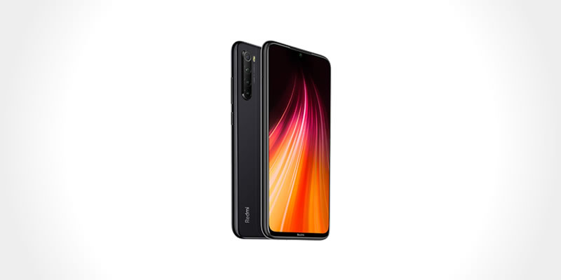 2° - Xiaomi Redmi Note 8