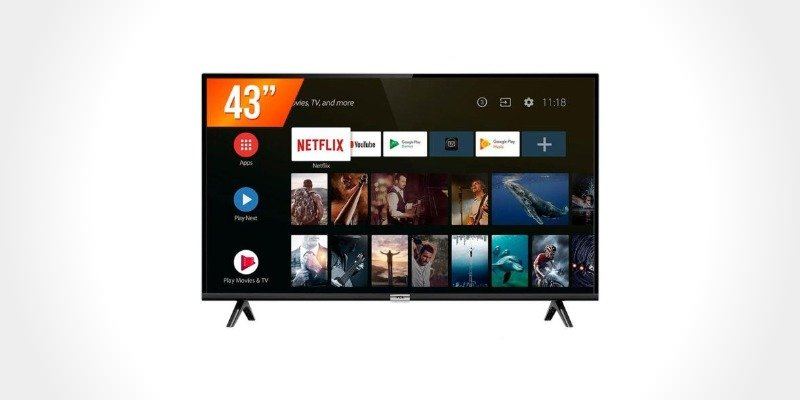 TCL 43S6500
