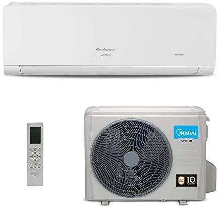 Ar-Condicionado Split HW Inverter Springer Midea Xtreme Save 18.000 BTUs Quente/Frio 220V
