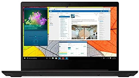 "Notebook Lenovo BS145 i5-1035G1 8GB 1TB Windows 10 Pro 15,6"" HD 82HB000MBR Preto"
