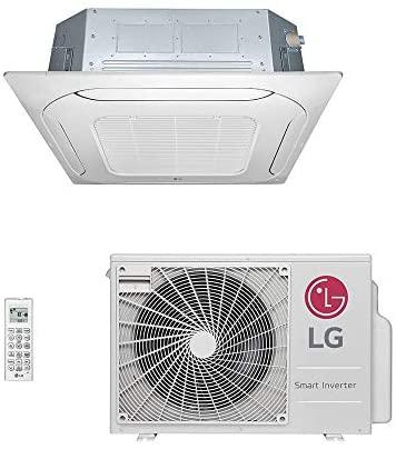 Ar-Condicionado Split Cassete Inverter LG 18.000 BTUs Quente/Frio 220V Monofásico
