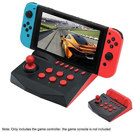 Controlador de jogos Zwbfu Controlador de jogo Arcade Joystick USB Gamepad Joystick Video Game Compatível com N-Switch / Lite Console Z0319