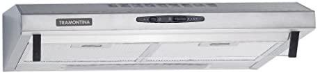Depurador Aco Inox Compact 60cm 127 Tramontina Inox 110v