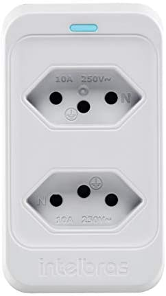 Dispositivo De Proteção Elétrica Intelbras EPS 302 Bivolt Branco