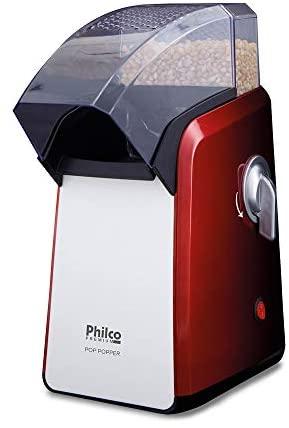 Pipoqueira, Pop popper, Vermelho, 220V, Philco
