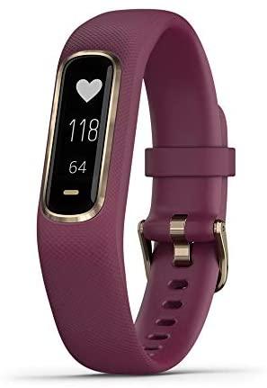 Relógio Smartband Vivosmart 4 Garmin 0100199511