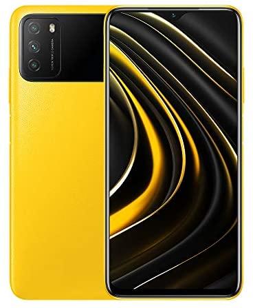 Xiaomi Poco M3 4GB+64GB Versão Global (POCO Yellow)
